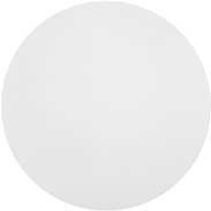 "9"" White Round Cakeboard"