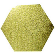 Hexagonal Gold Board 6mm
