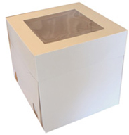 "8"" (20cm) Cake Box 10"" (25cm) Tall by Bake Group"