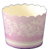 Pretty In Pink Cupcake Cases