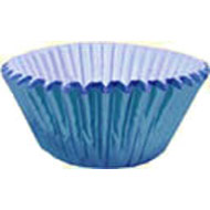Blue Metallic #550 Cake Cups