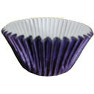 Purple Metallic #550 Cake Cups
