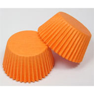 Orange #408 Cake Cup Papers