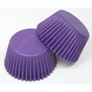 Purple #408 Cake Cups