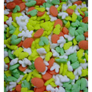 Easter Mini Sugar Shapes