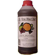 Apple Brandy 1lt True Blue Essence