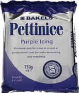 Bakels Purple 750gr Icing