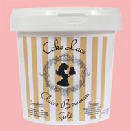 Gold Cake Lace - 200g