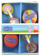 Cupcake Decorating Kit - Peppa Pig