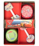 Cupcake Decorating Kit - Cars