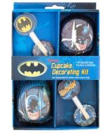 Cupcake Decorating Kit - Batman