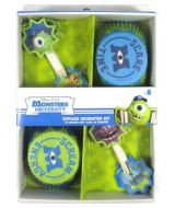 Cupcake Kits -  Monsters Uni