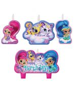 Candle Set Shimmer and Shine