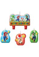 Candle Set Super Mario Bros