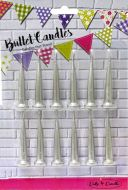 Silver Bullet Candles