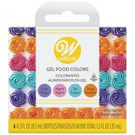 Wilton Neon Gel Colour Set