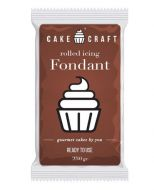 Brown Cake Craft 250gr Fondant