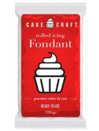 Ruby Red Cake Craft Fondant