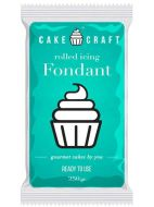 Teal Cake Craft Fondant