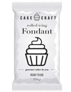 White Cake Craft Fondant
