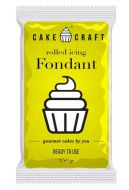 Yellow Cake Craft Fondant