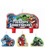 Avengers Epic Candles Set