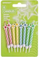 Assorted Star Candles