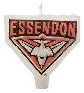Essendon Bombers Afl Candle