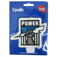 Port Adelaide AFL Candle