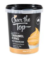 Caramel Buttercream 425gr