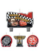 Candle Set - Disney Cars Racer