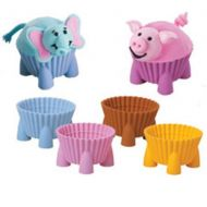 Silly Critters Baking Cups