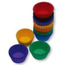 Assorted Clours #408 Cake Cups