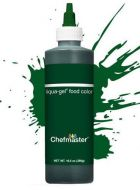 Chefmaster Forest Green 298gr Gel
