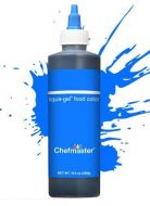 Chefmaster Neon Bright Blue 298gr Gel
