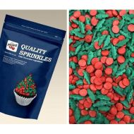 Christmas Sprinkles Sugar Shapes 1kg