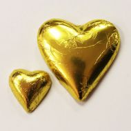 Gold Chocolate Foil Sheet