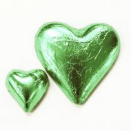 Pale Green Chocolate Foil
