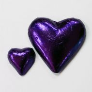 Purple Chocolate Foil