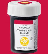 Red-Red Wilton Paste Colour