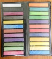 Chalk Pastels 24 Ass.Col.