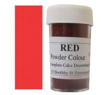 Red Powder Colour