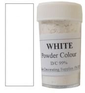 11gr White Powder Colour (choc)