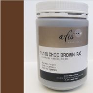 Chocolate Brown Powder Colour