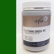 Dark Green Powder Colour. 1kg.