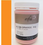 Orange Bulk Powder Colour. 1kg.
