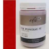 Ponceau Powder Colour. 1kg.