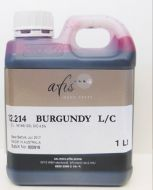 Burgundy Liquid Colour. 1Lt