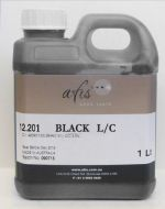 Black Liquid Colour -  1 Litre