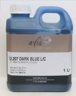 Dark Blue Liquid Colour